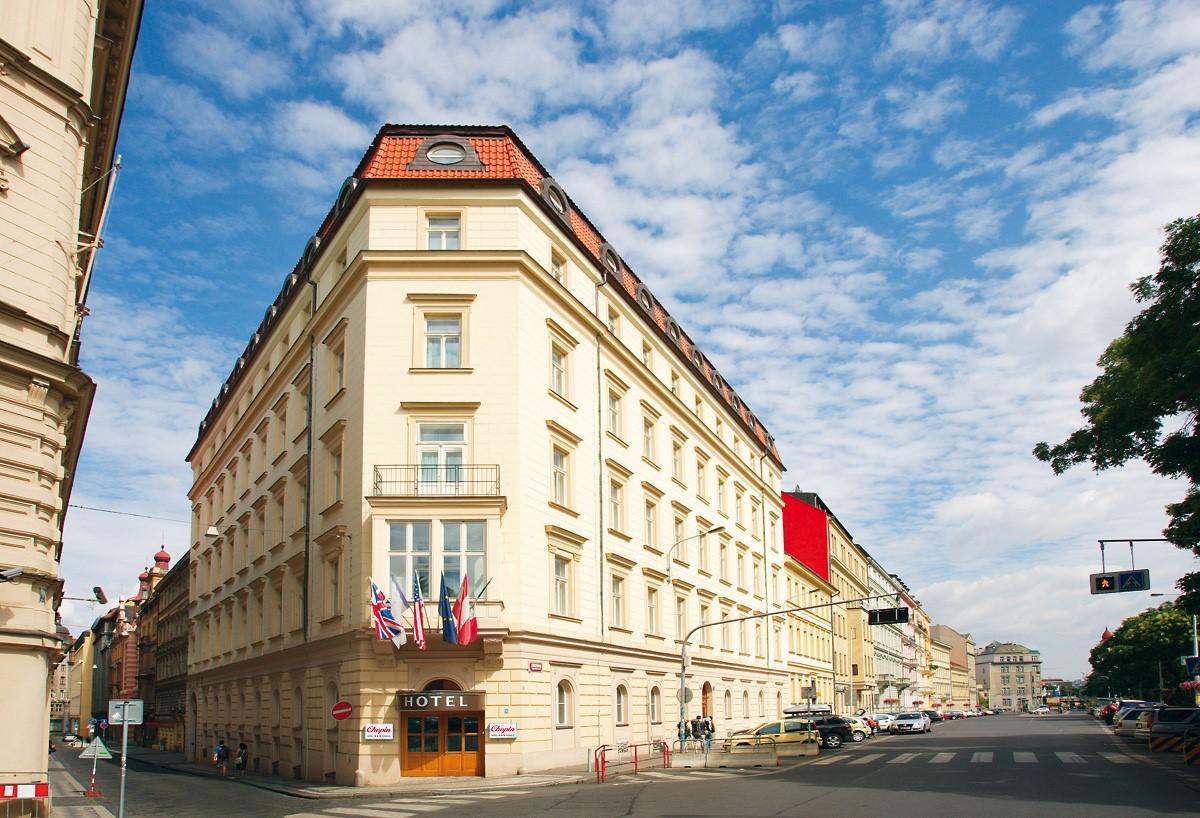 Chopin Hotel Prague meeting rooms