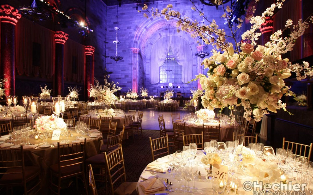 Meeting rooms at cipriani 42nd street cipriani 42nd for 42nd street salon