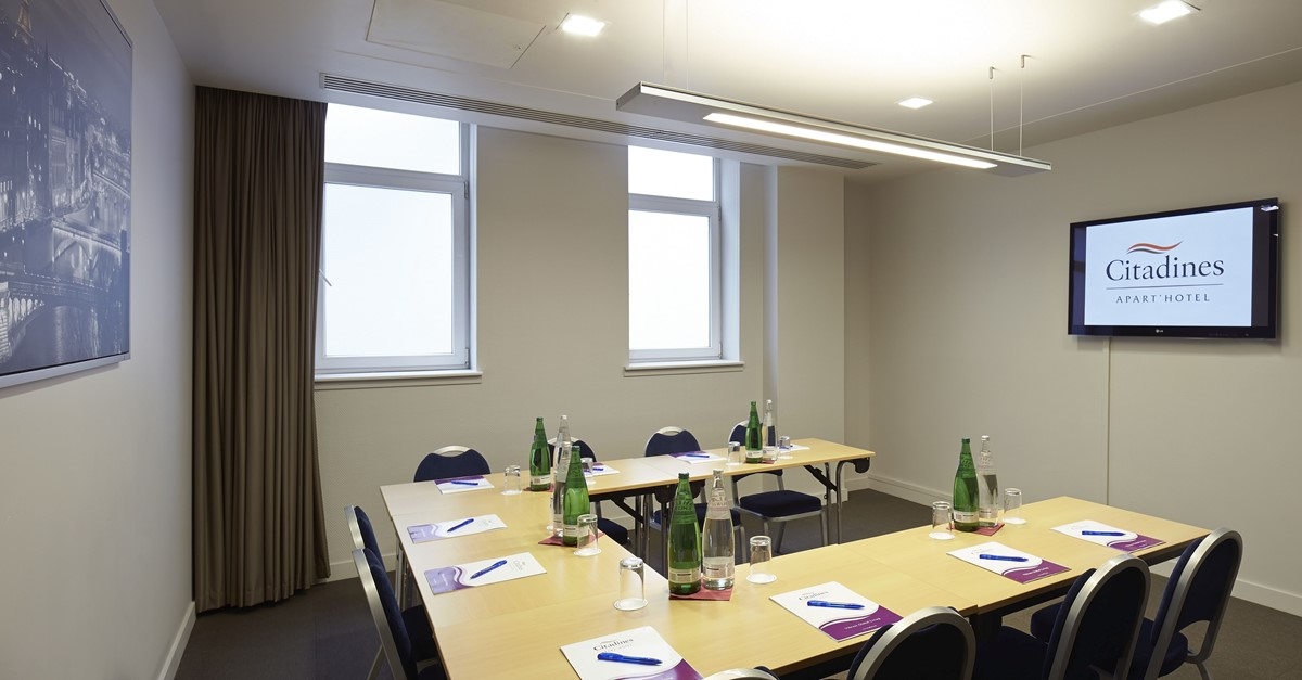 meeting rooms at citadines holborn covent garden london citadines