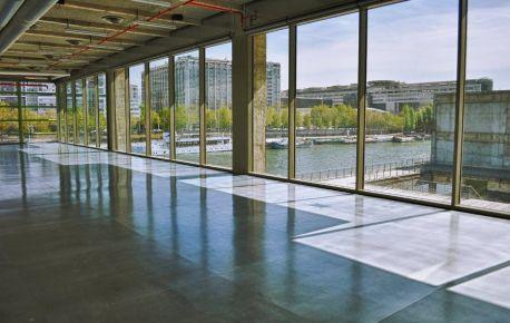 Meeting rooms at cite de la mode et du design 34 quai d for Maison de la mode et du design paris