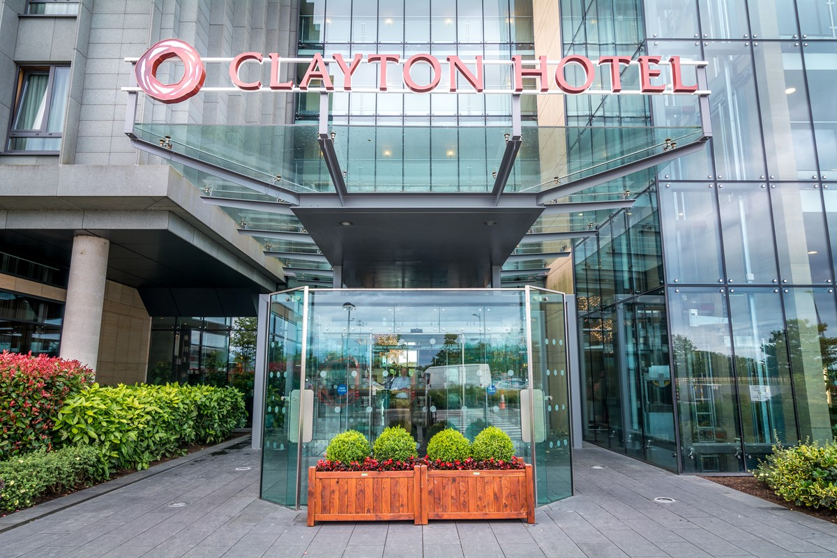 Clayton Hotel Dublin Airport (Formerly Bewleys Hotel Dublin Airport) meeting rooms