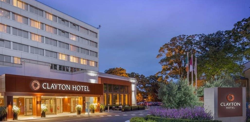 Meeting Rooms at Clayton Hotel Burlington Road, Upper Leeson Street, Dublin, Ireland