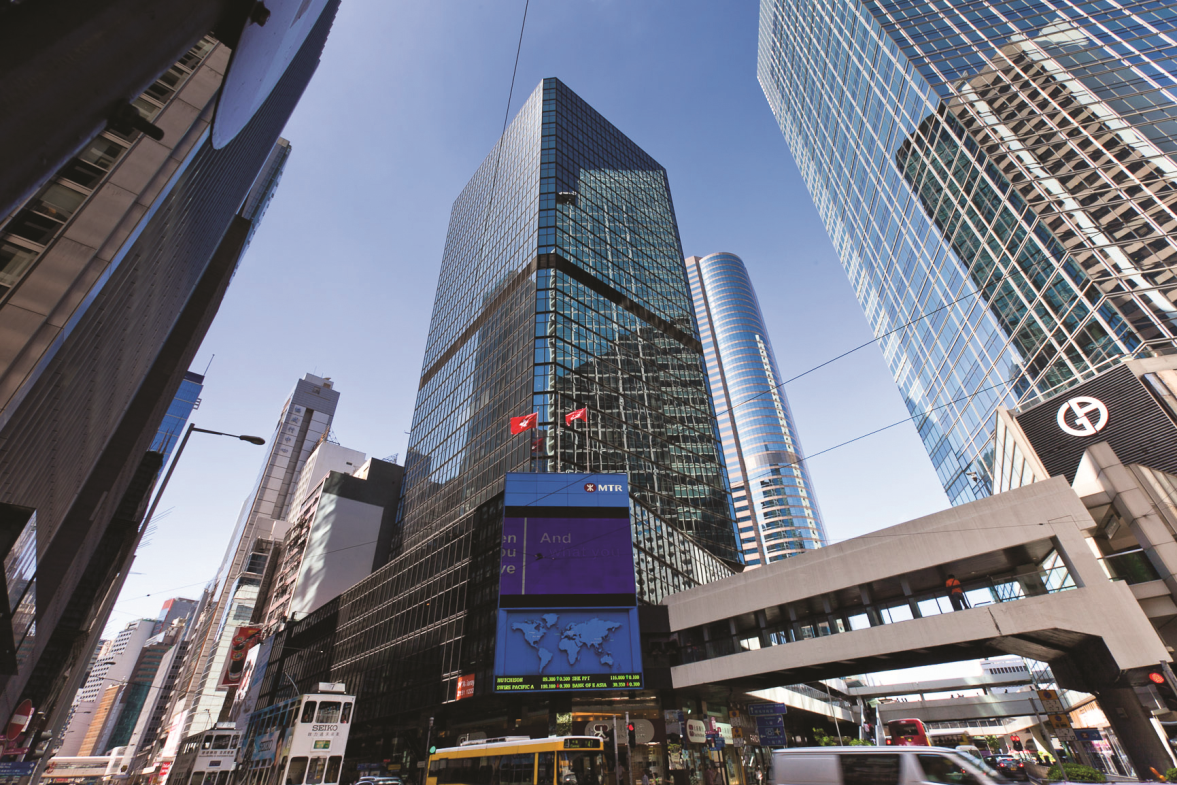 Meeting Rooms at Compass Offices - Central Building Hong ...