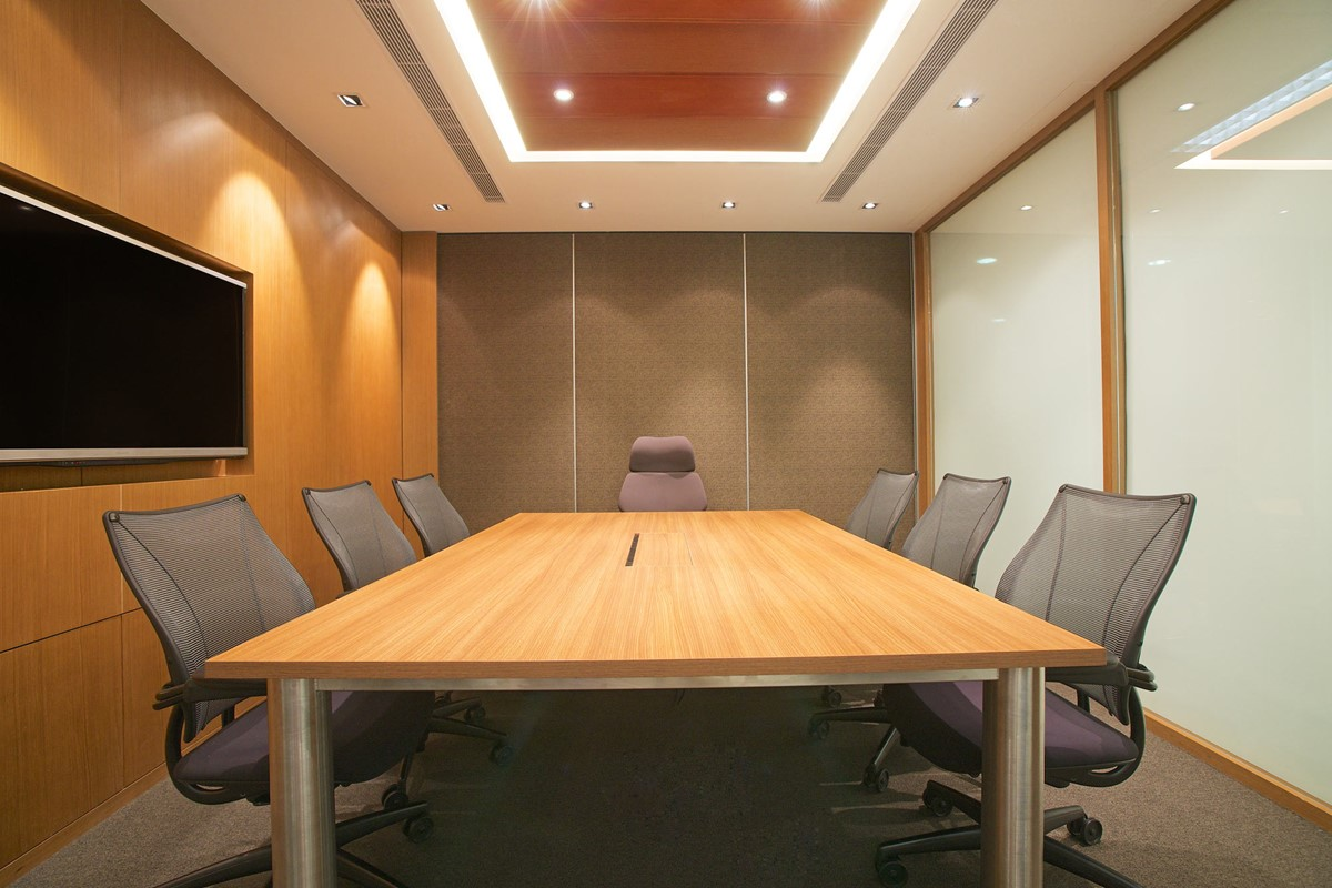 Compass Offices - China Minmetals Tower