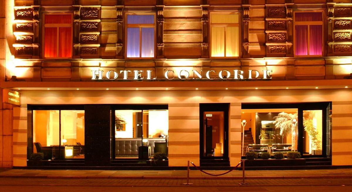 Concorde Hotel Frankfurt meeting rooms