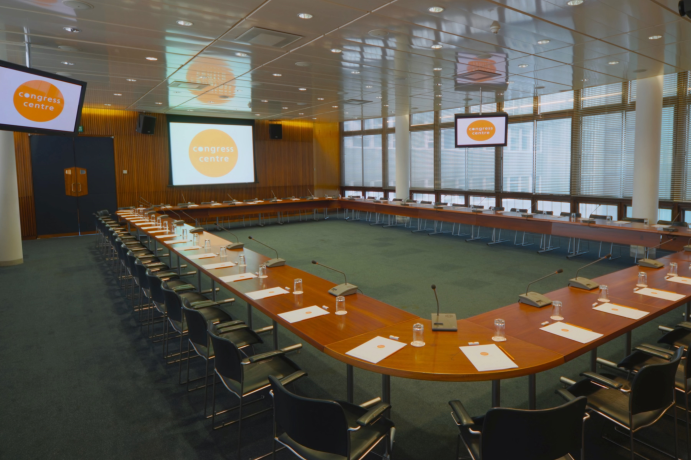 Meeting Rooms at Congress Centre, Congress Centre, Great Russell Street, London, United Kingdom