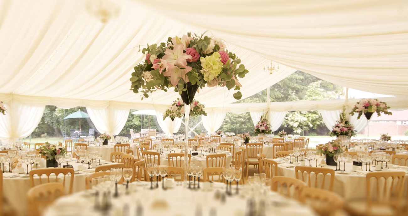 For Just 0 You Can Book The Marquee At Coombe Abbey In Moated
