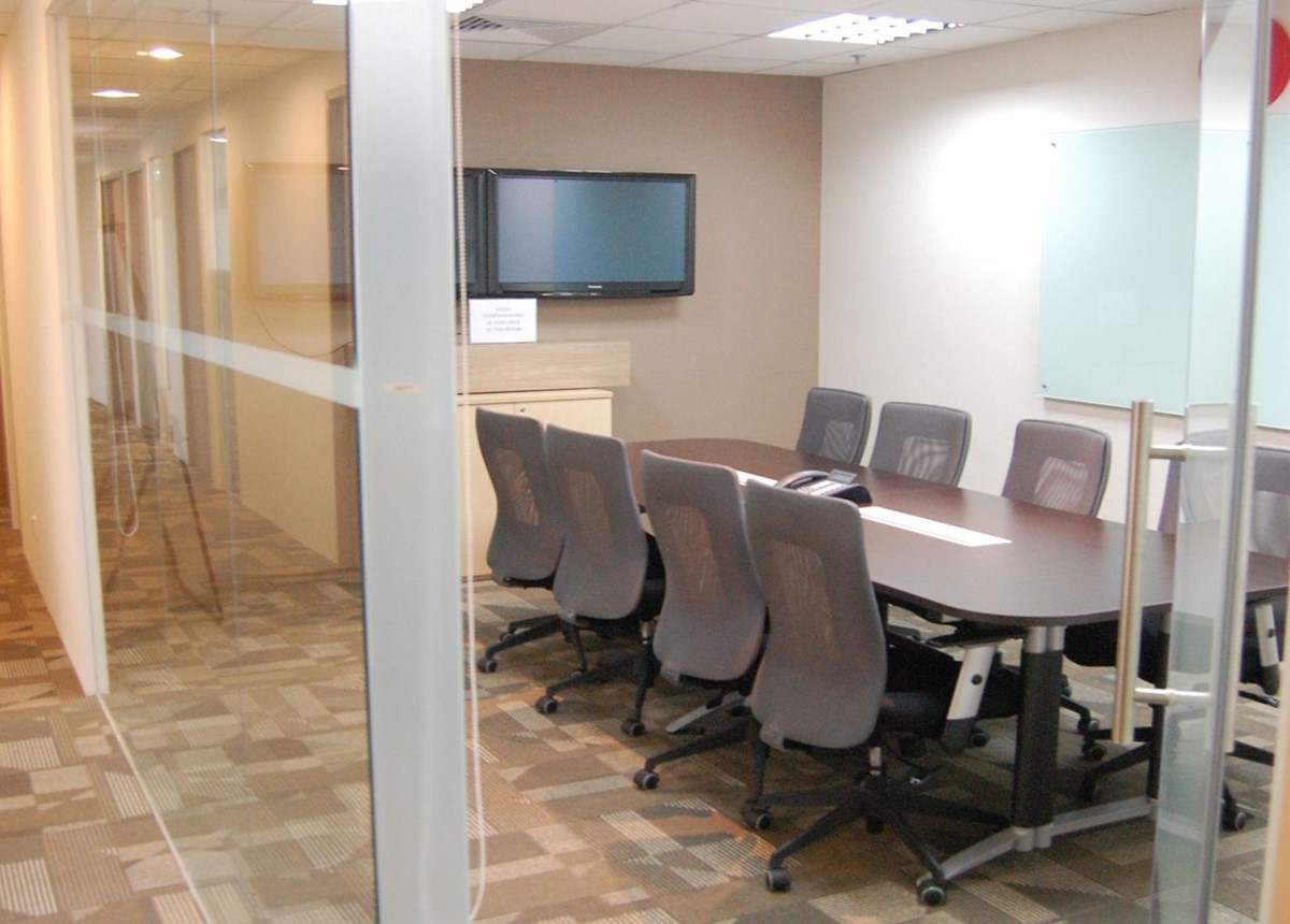 Corporate Serviced Offices @ Tong Building