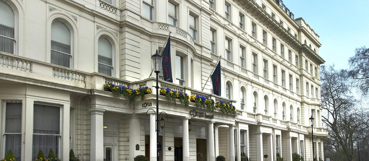 Meeting rooms at corus hotel hyde park 1 7 lancaster gate for 13 14 craven terrace lancaster gate london