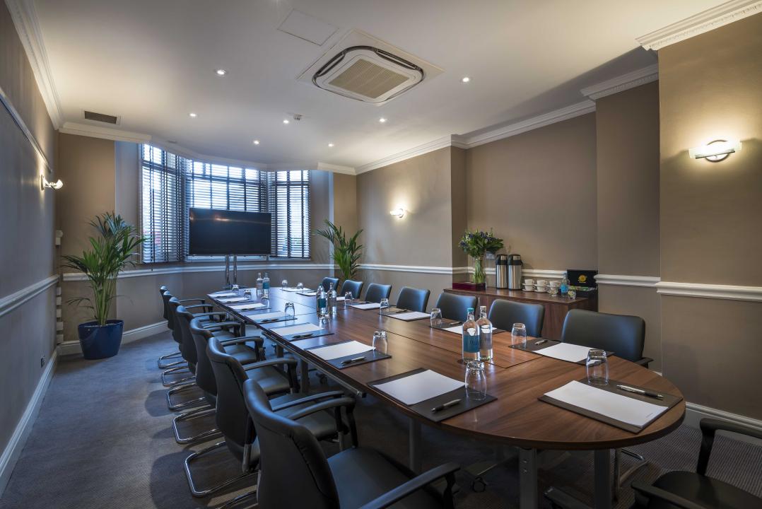 meeting rooms at corus hotel hyde park 1 7 lancaster gate. Black Bedroom Furniture Sets. Home Design Ideas