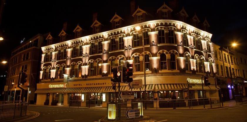 Cosmopolitan Hotel Leeds meeting rooms