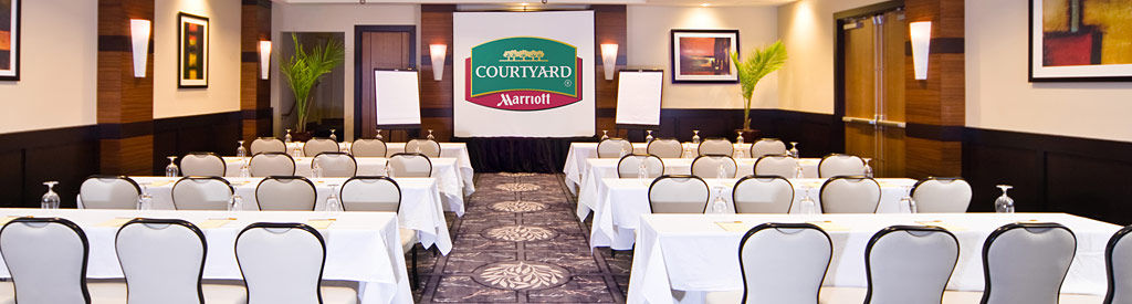Courtyard Boston Logan Airport meeting rooms