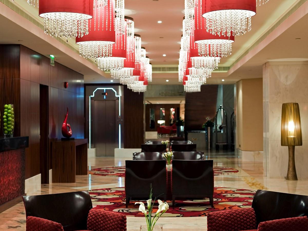 Crowne Plaza Dubai Deira meeting rooms