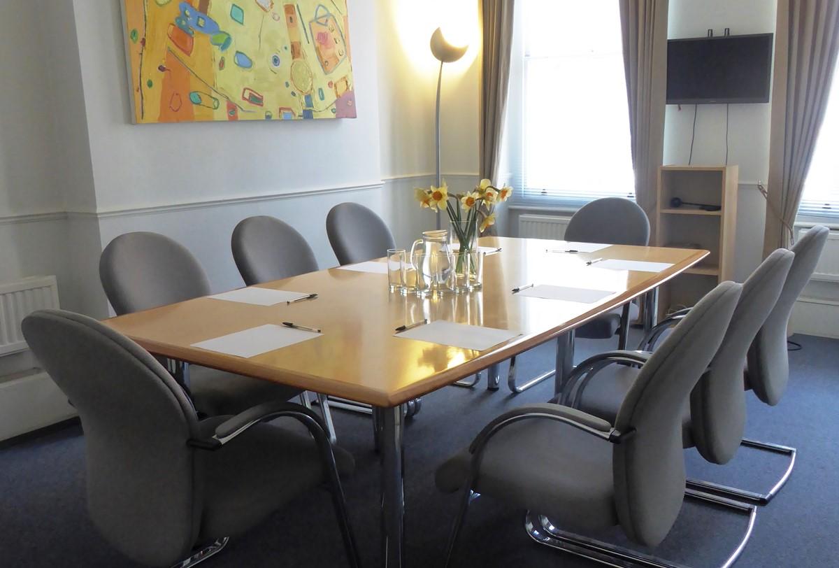 Wesley Hotel Meeting Rooms