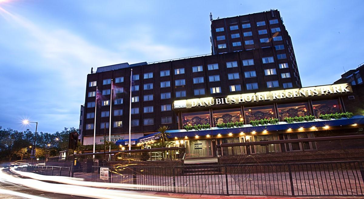 Danubius Hotel Regents Park conference centers