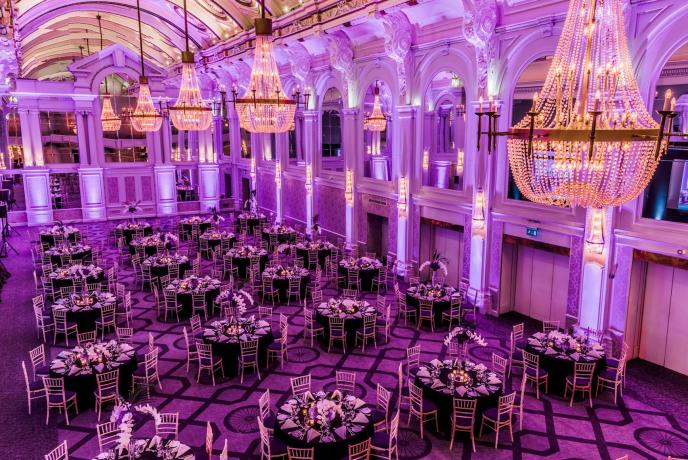 Connaught Hotel London Wedding