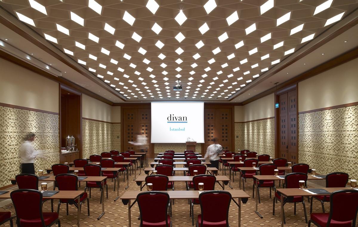 Meeting rooms at divan istanbul divan istanbul taksim for Divan hotel istanbul