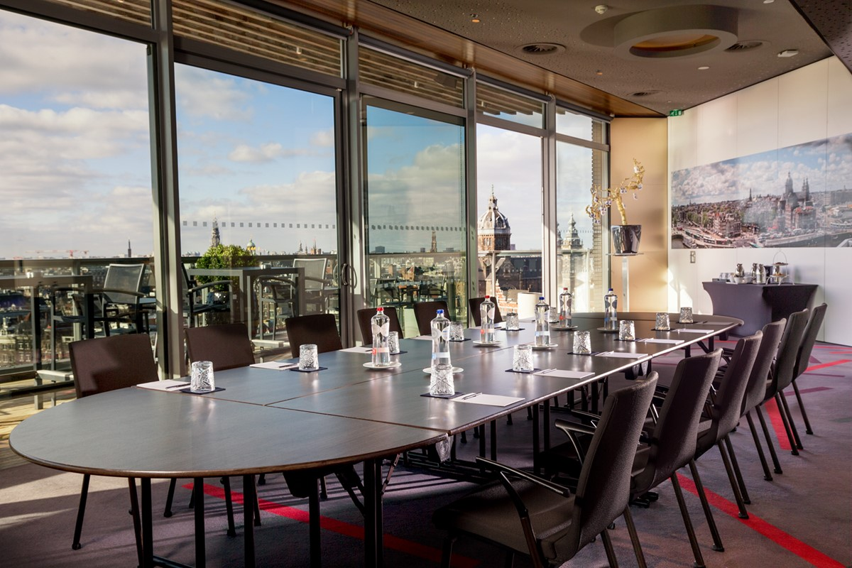 Meeting Rooms at DoubleTree by Hilton Amsterdam Centraal ...