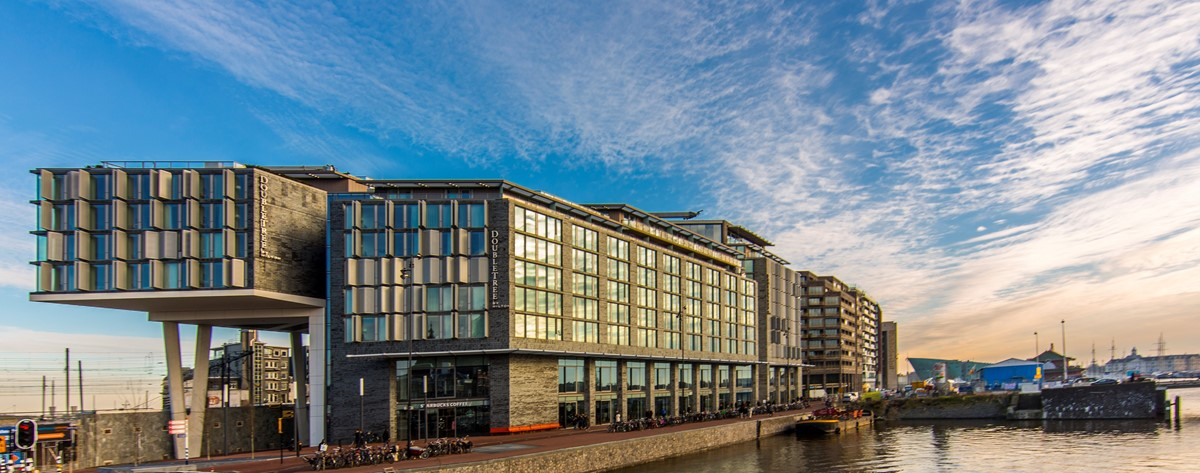 Hilton Hotel Amsterdam Centraal Station