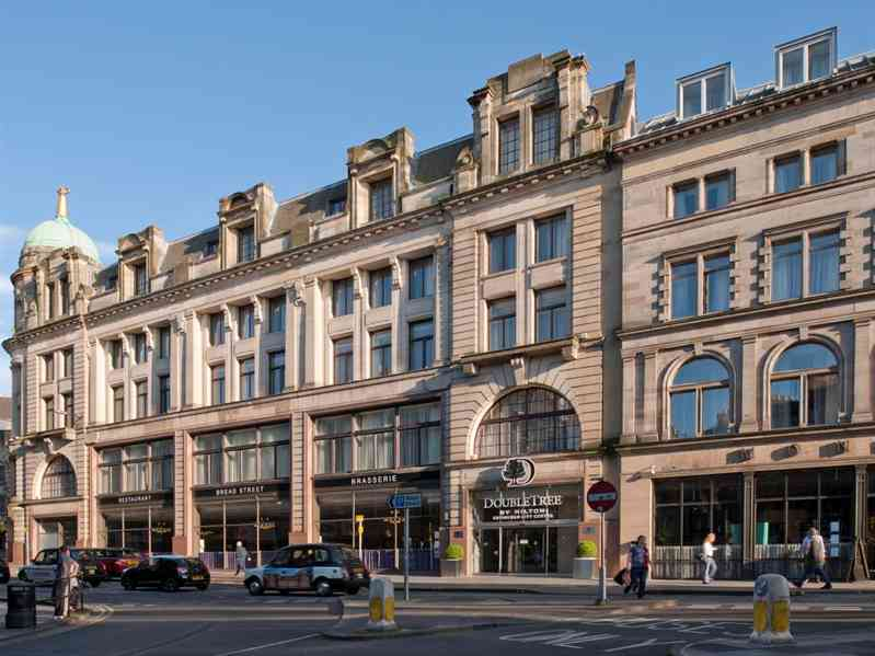 Hotel Rooms Edinburgh City Centre