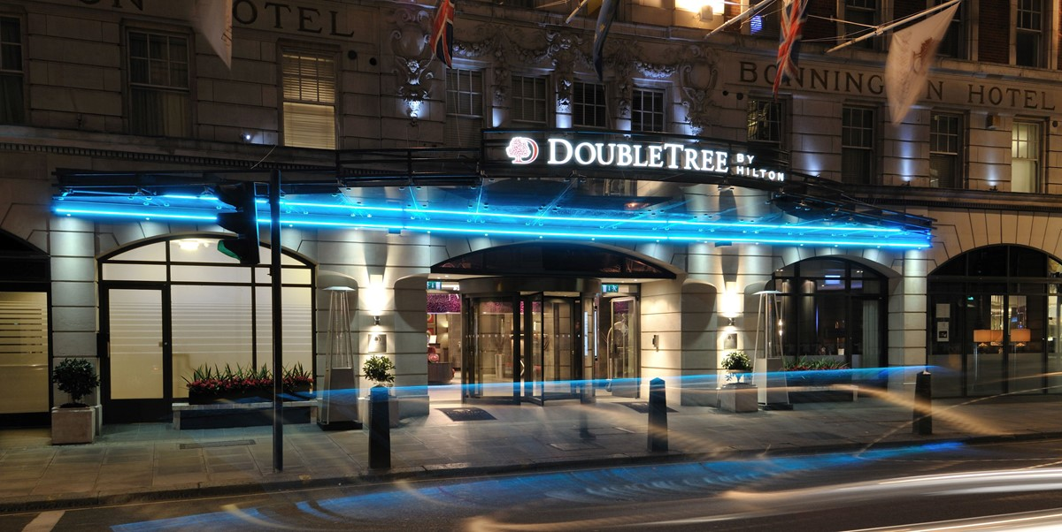 Meeting Rooms At Doubletree By Hilton London West End 92