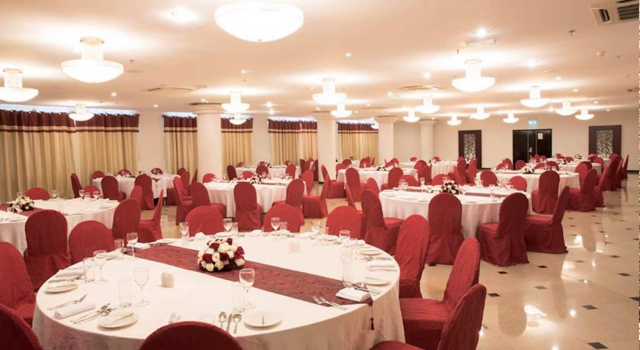 Doubletree by Hilton Hotel Dar es Salaam meeting rooms