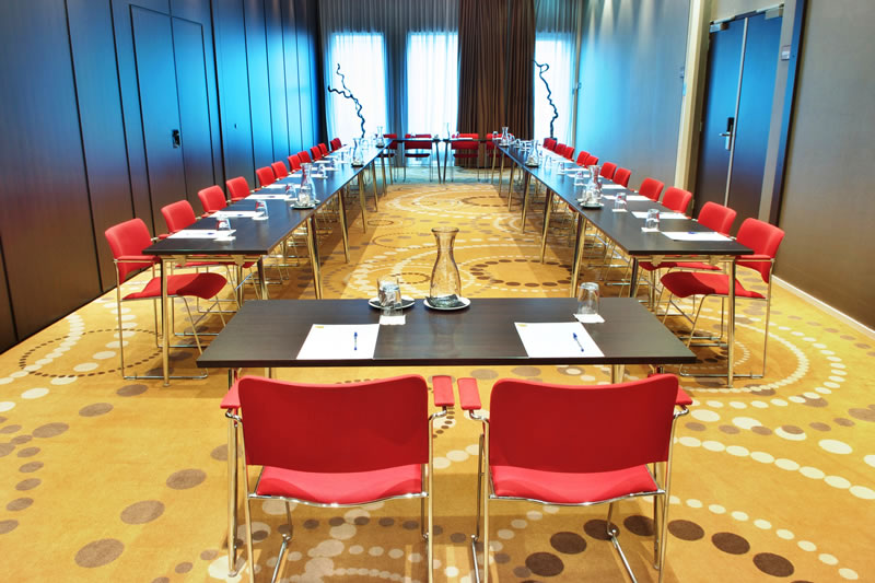 Meeting rooms at dutch design artemis hotel amsterdam for Design hotel artemis