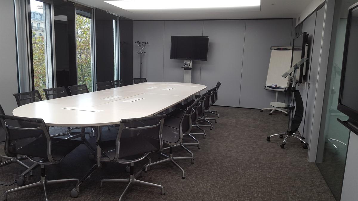 Meeting rooms at eciffice business center 66 avenue des for Bureau de poste paris 13 avenue d italie