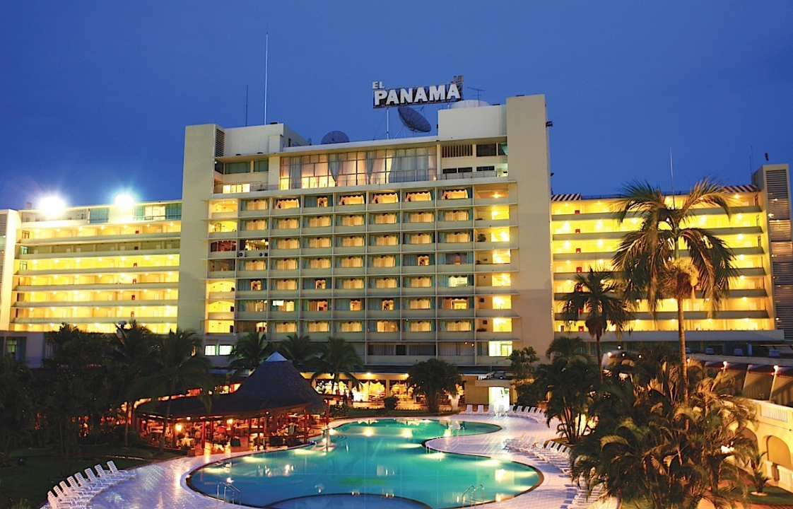 El Panama Hotel meeting rooms