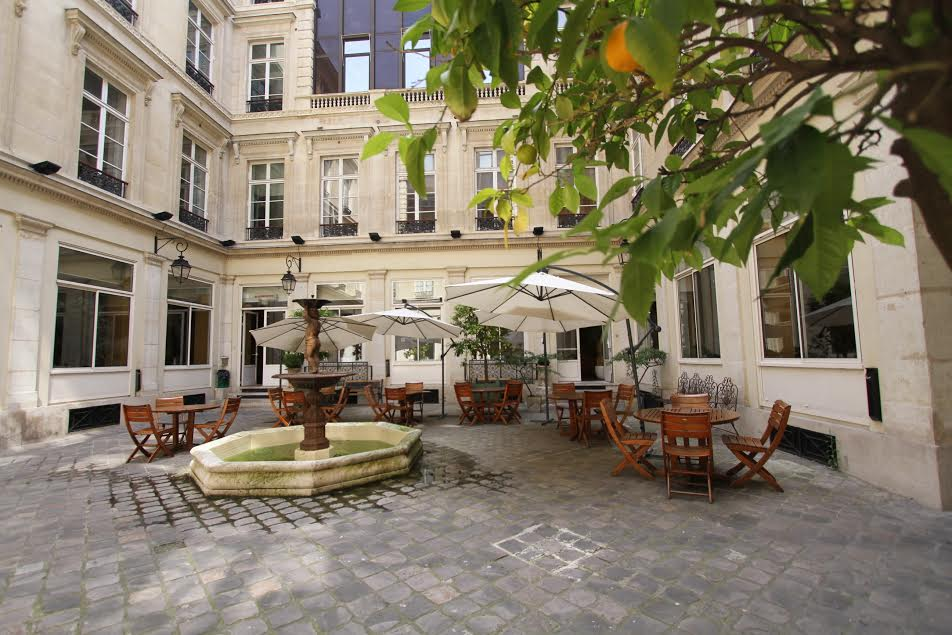 meeting rooms at espace vinci 25 rue des jeuneurs 75002 paris france. Black Bedroom Furniture Sets. Home Design Ideas