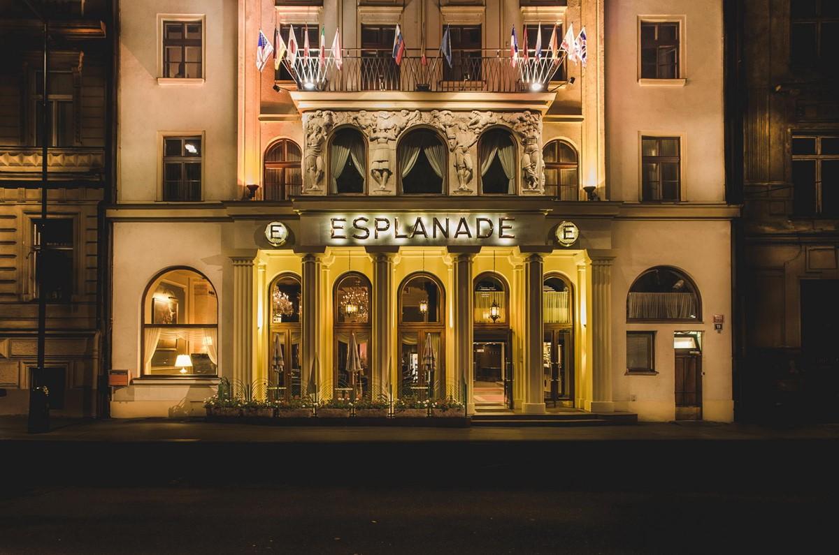 Esplanade Hotel Prague meeting rooms