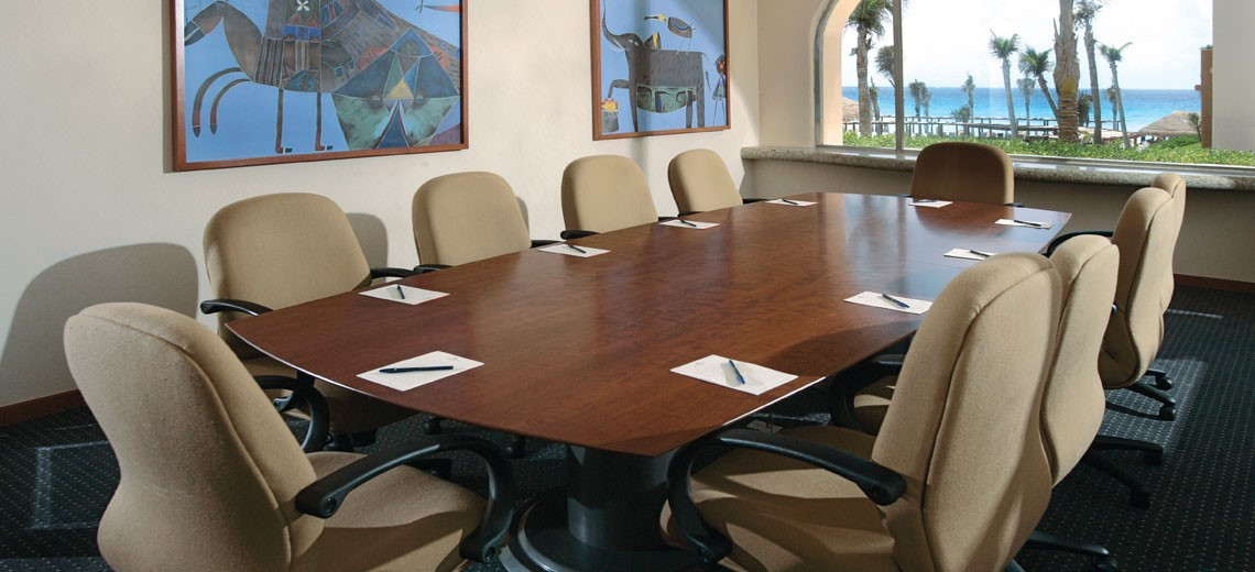 Fiesta Americana Grand Coral Beach meeting rooms