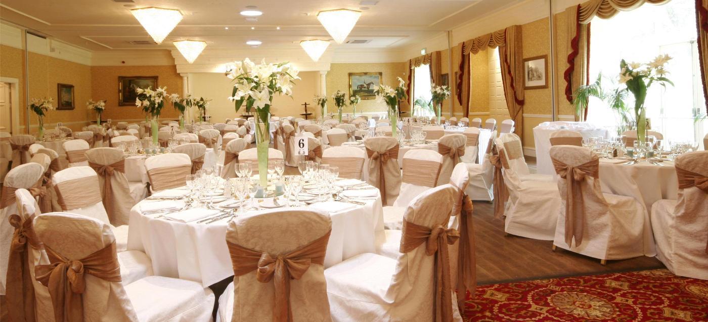 Finnstown Castle Hotel meeting rooms