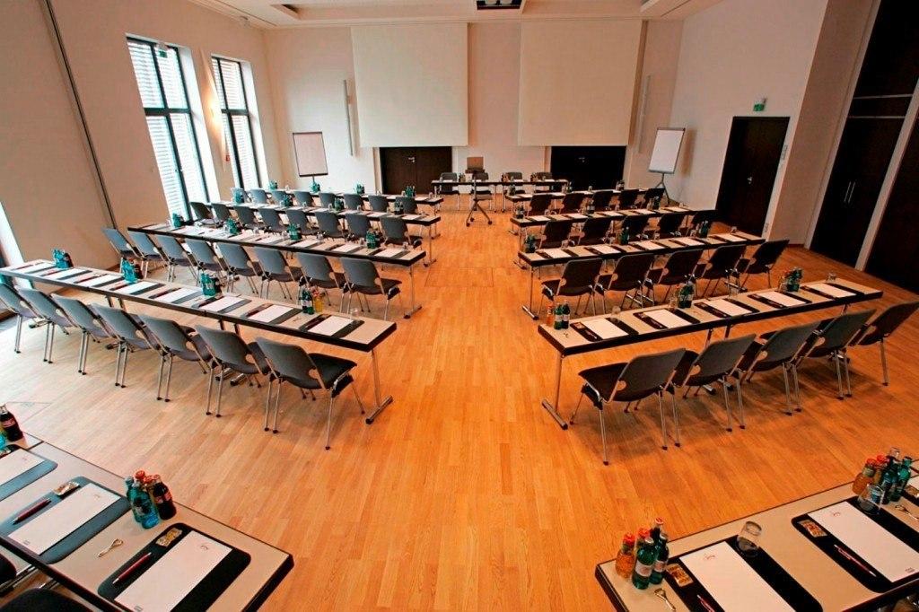 Meeting Rooms at Fleming's Hotel Neuen Boerse, Elbinger Straße 1-3, Frankfurt, Germany