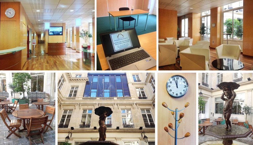 Meeting Rooms at Formeret, Formeret, 25 Rue des Jeuneurs, 75002 Paris, France