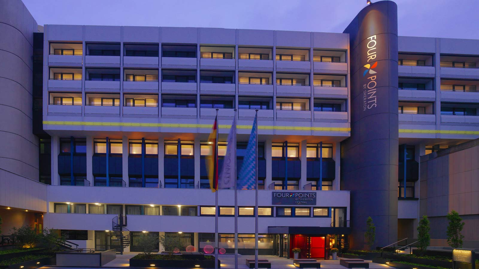 Meeting Rooms at Four Points by Sheraton Munich Central, Schwanthalerstraße 111, Munich, Germany
