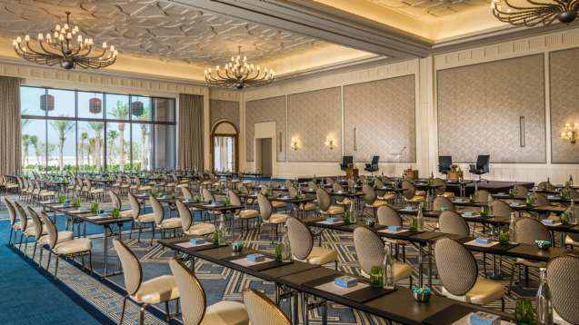 Meeting Rooms At Four Seasons Resort Dubai At Jumeirah