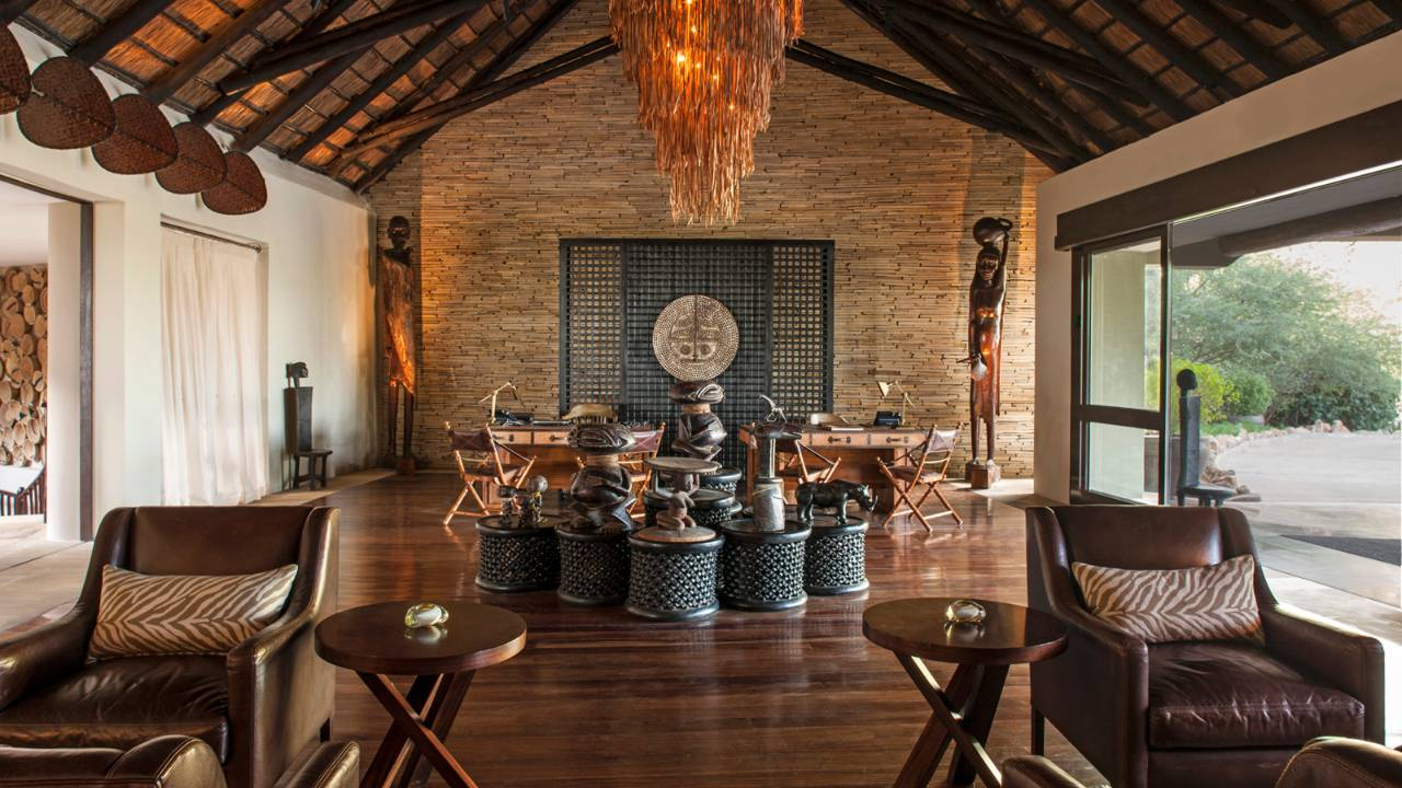 Four Seasons Safari Lodge meeting rooms