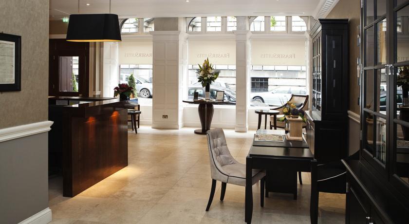 Fraser Suites Edinburgh meeting rooms