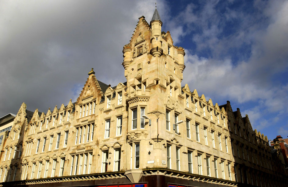Meeting Rooms At Fraser Suites Glasgow Fraser Suites