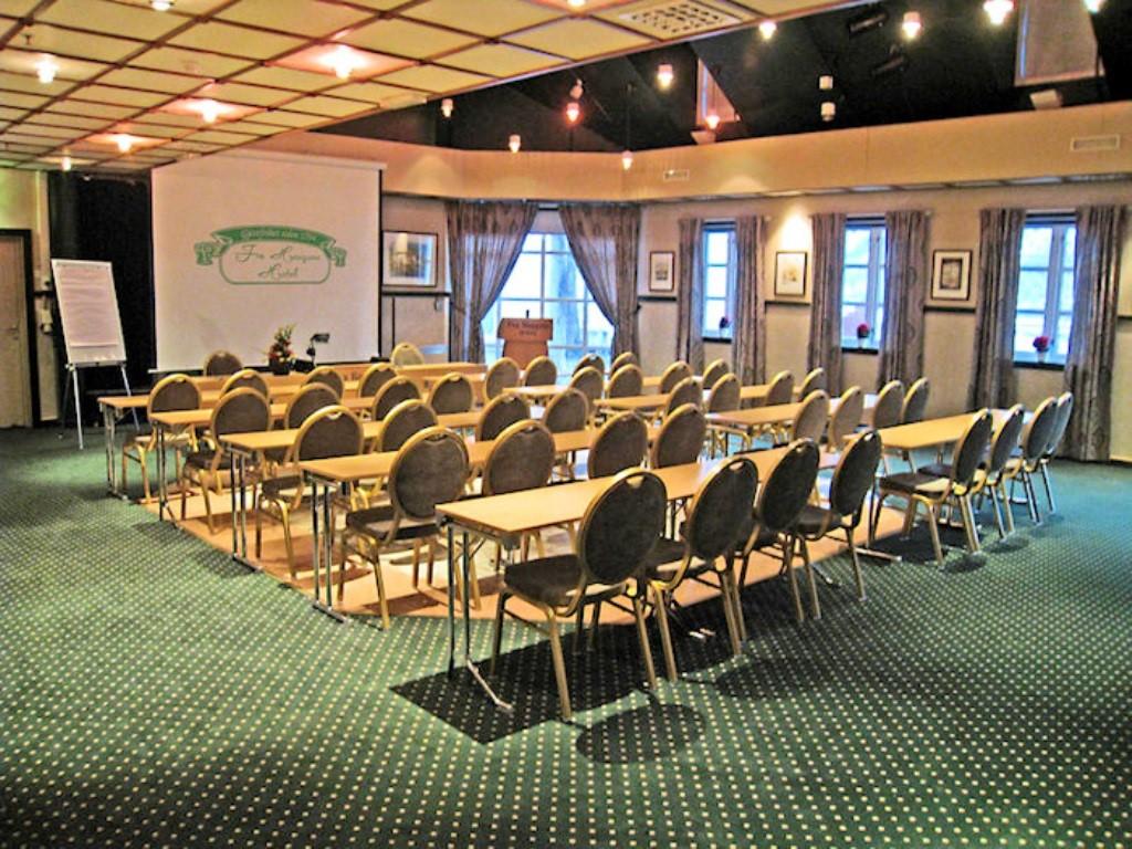 Fru Haugans Hotel meeting rooms