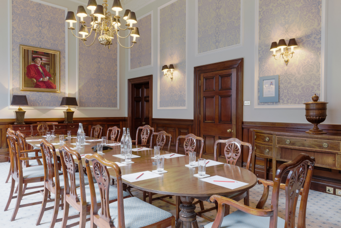For Just 360, You Can Book The The Mike Clare Room At The Furniture Makers