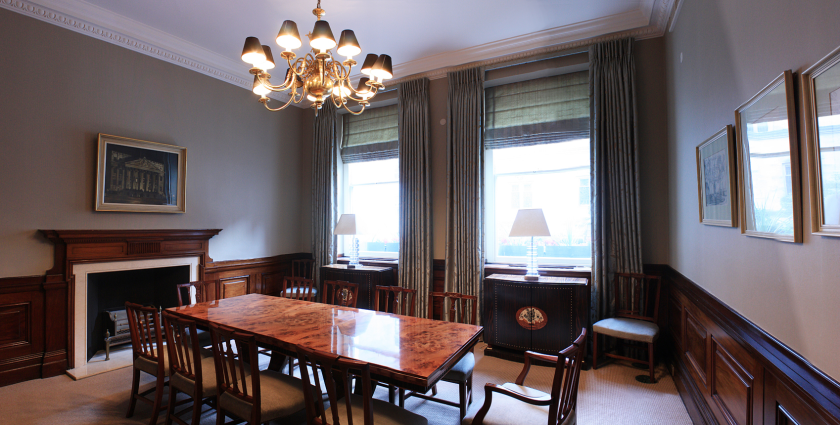 For Just 300, You Can Book The The Arnold Moore Room At The Furniture Makers