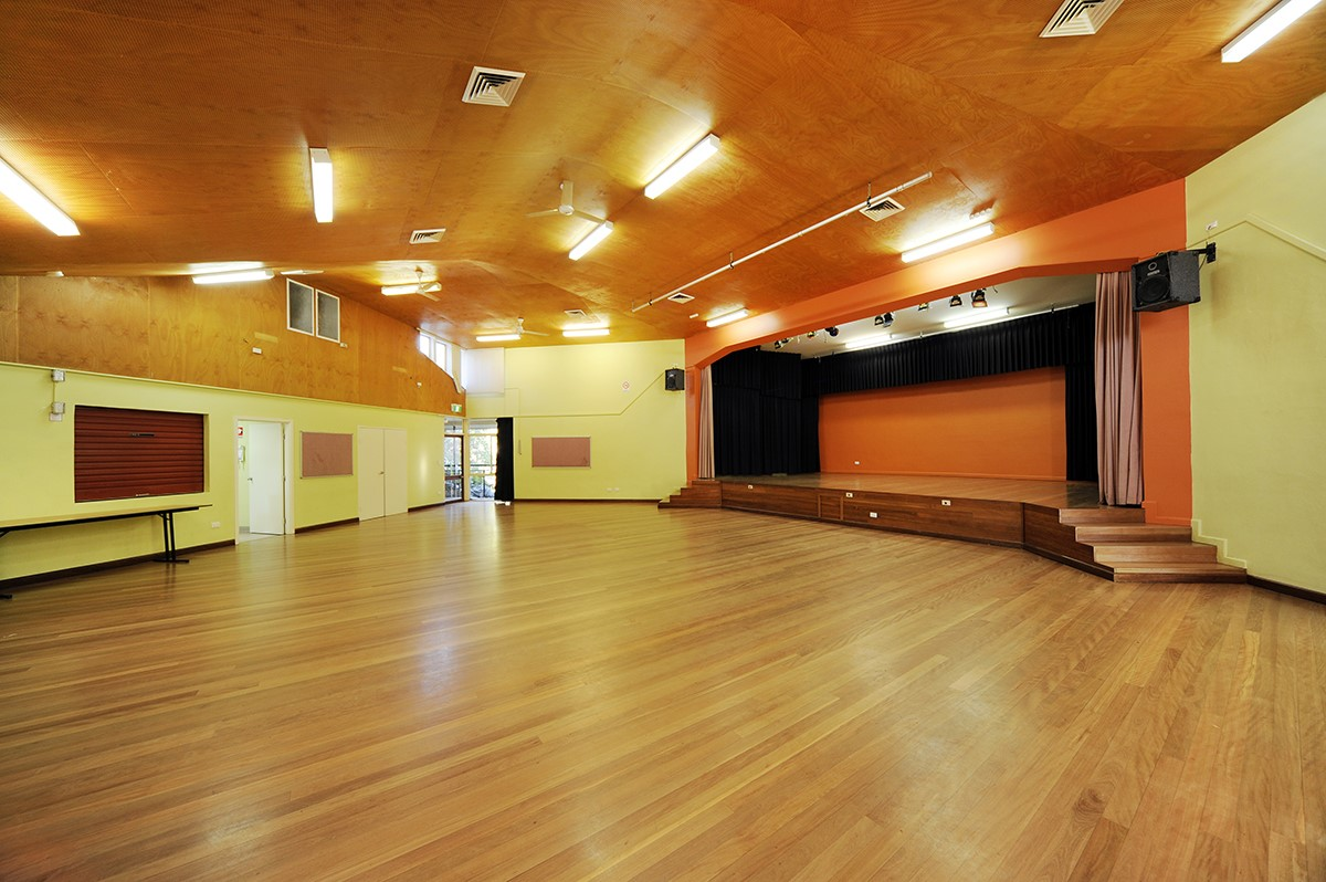 Glenhaven Community Centre meeting rooms