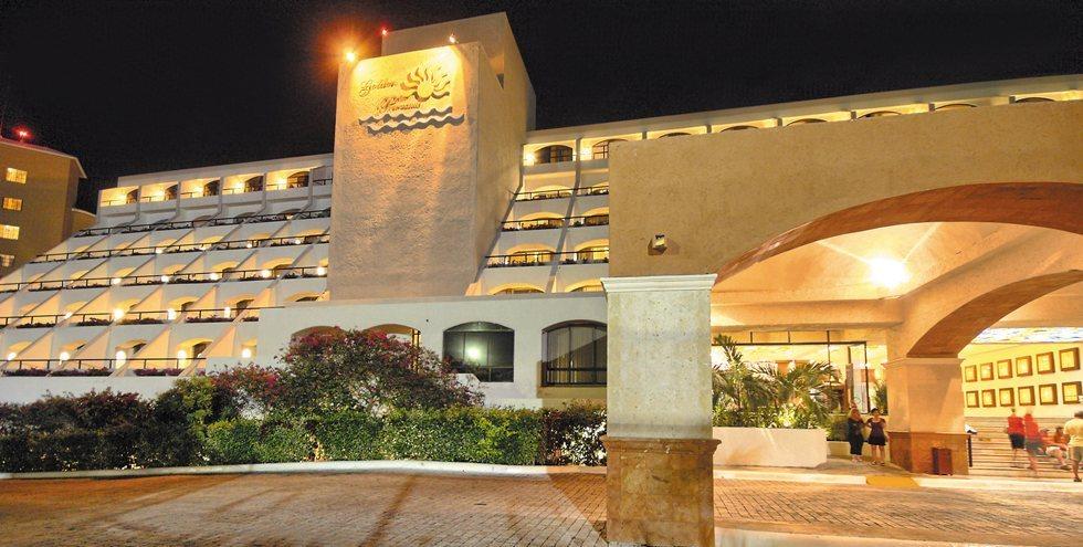 Golden Parnassus Resort & Spa meeting rooms