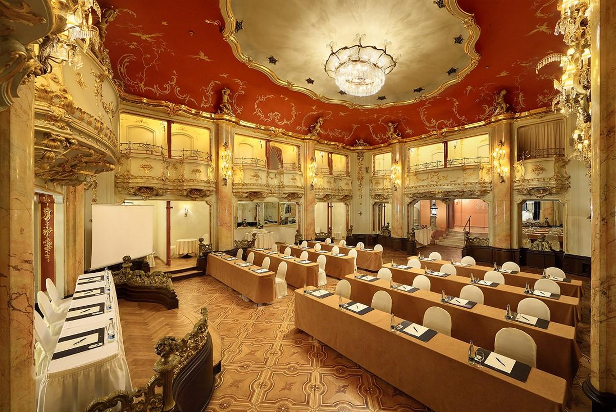 Meeting rooms at grand hotel bohemia grand hotel bohemia for Grand hotel bohemia hotel prague