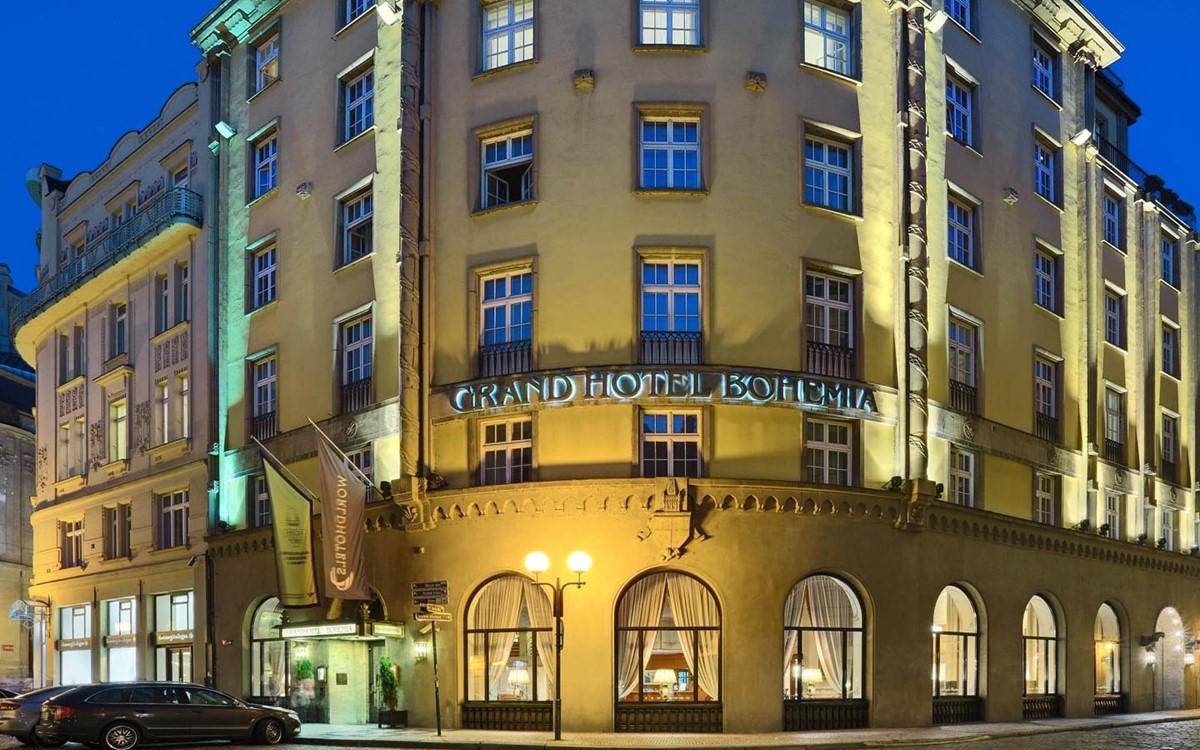 Grand Hotel Bohemia meeting rooms