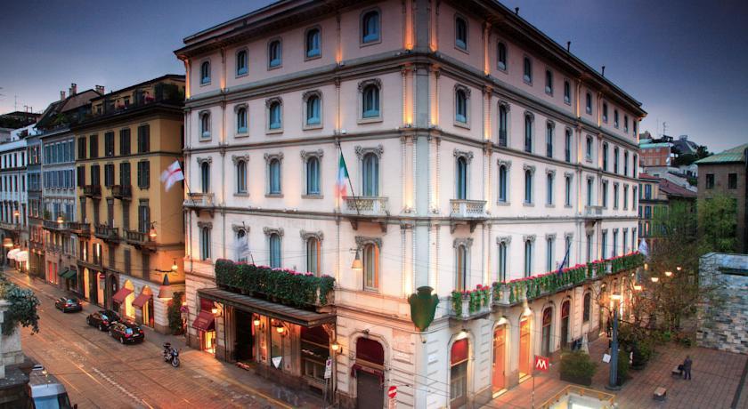 Meeting Rooms at Grand Hotel et de Milan, Via Alessandro Manzoni, 29, Milan, Metropolitan City of Milan, Italy