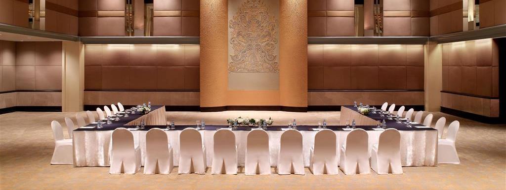 Grand Hyatt Jakarta meeting rooms