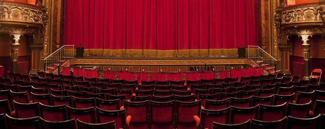 Grand Opera House Belfast meeting rooms